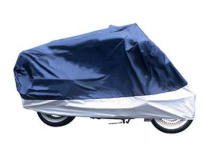 Superior Travel Motorcycle Cover-Large