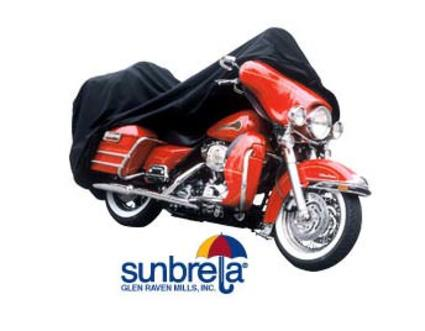 Sunbrella Motorcycle Cover-Small