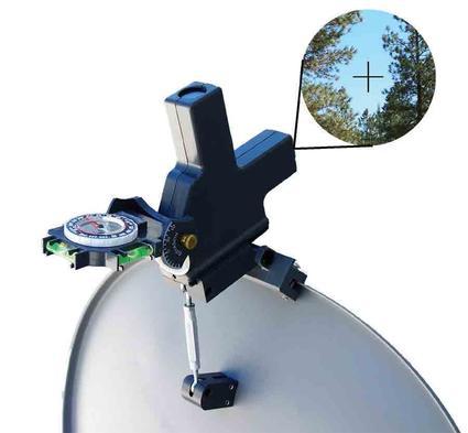 Align-A-Site Satellite Finder