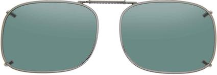 RC1-54 Gunmetal Frame with Gray Lenses
