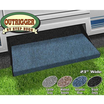 Outrigger RV Step Rug - Atlantic Blue, 23