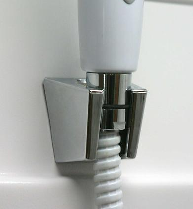 Showerhead 2-Position Wall Mount