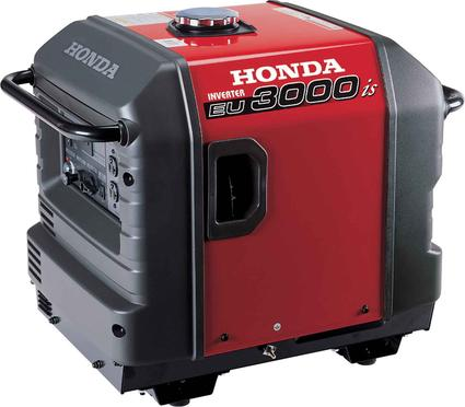 EU3000is Portable Honda Generator