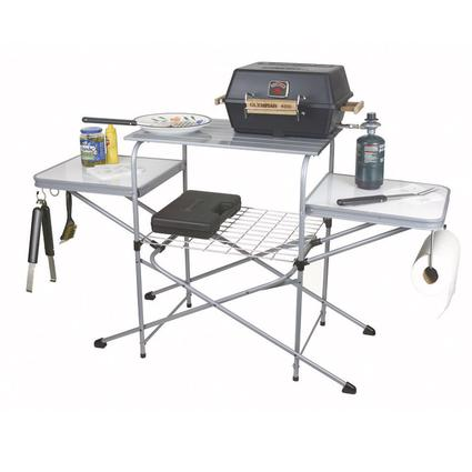 Deluxe Grill Table