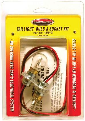 Taillight Bulb & Socket Set