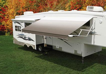 Carefree Travel'r 12-Volt Patio Awning Conversions