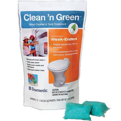 Clean n' Green Bowl Cleaner & Tank Treatment