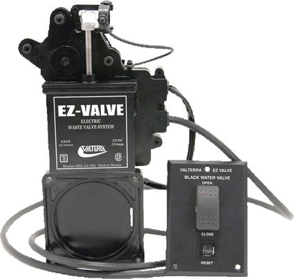 Electric Waste Valve