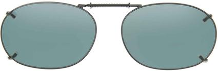 RC2-52 Gunmetal Frame with Gray Lenses