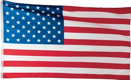 3' x 5' U.S. Flag
