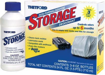Thetford Storage Deodorant, 3pk