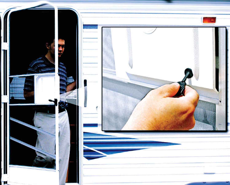 Screen Door Opener Camco 43953 Screen Doors Camping World