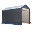 Peak Style Storage Shed 6 × 10 × 6'6