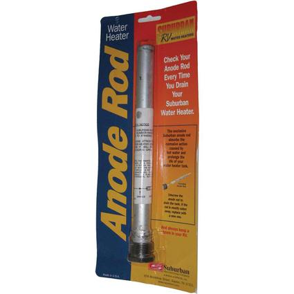 Suburban Water Heater Aluminum Anode Rod Suburban 232768 Water