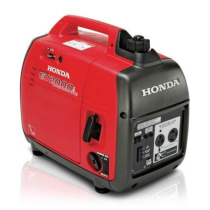 Honda Generators, Portable Honda Generators For Sale - Camping World