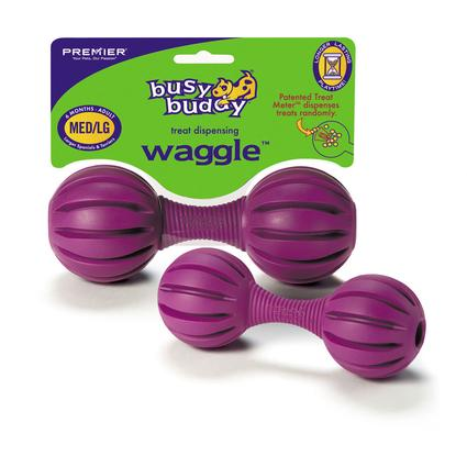 Busy Buddy Waggle, Small