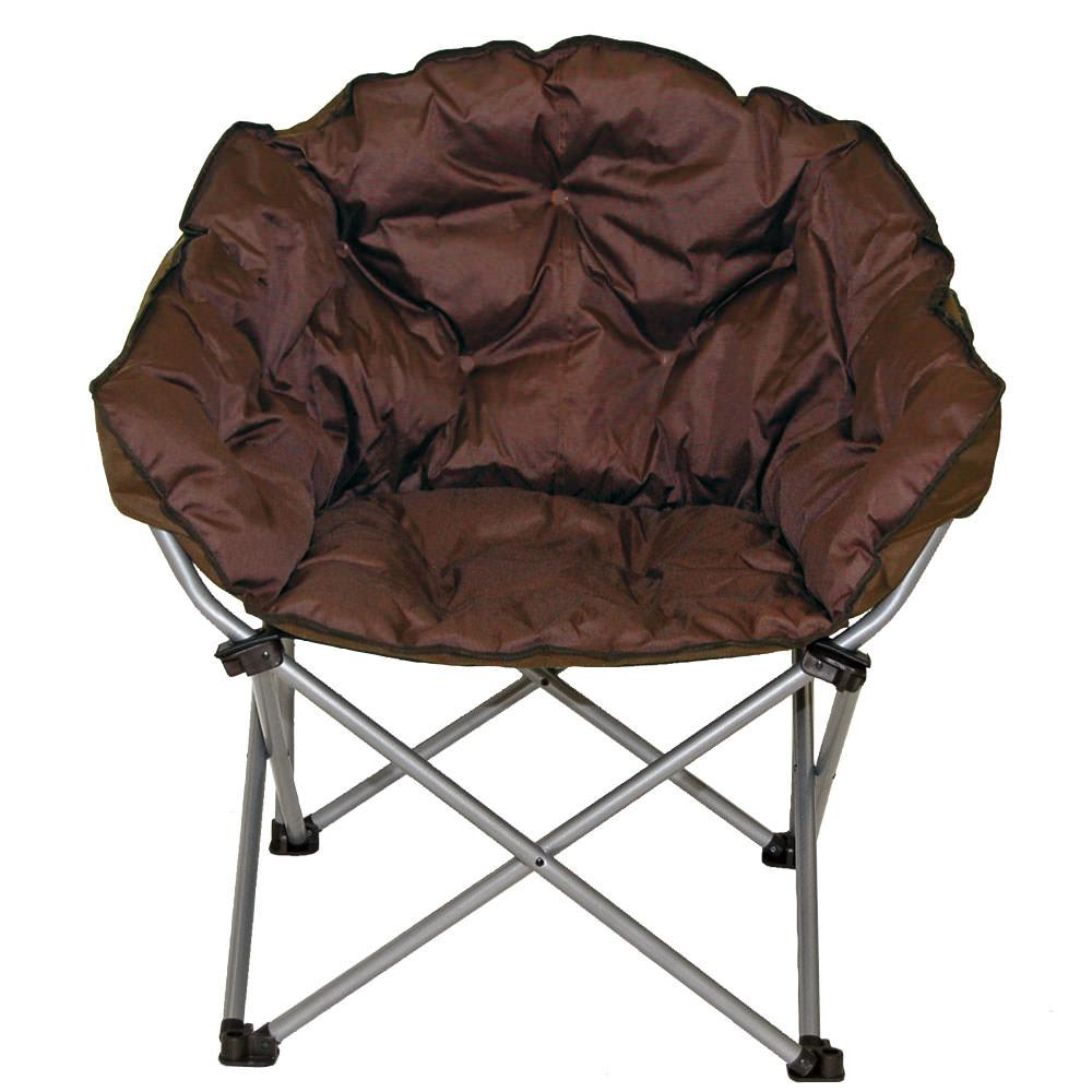 Brown Club Chair Mac Sports C932S 100 Folding Chairs Camping World