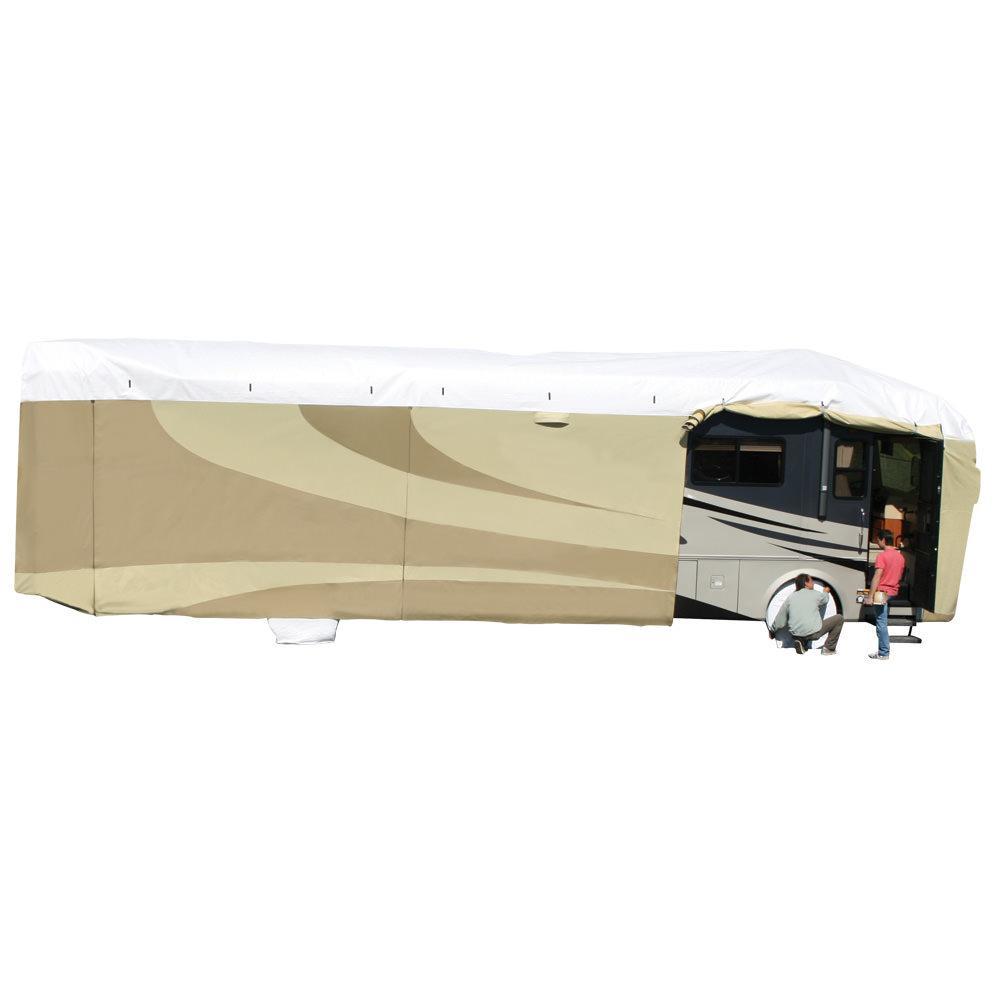Adco Class A Designer Tyvek Rv Cover 34 39 1 To 37 39 Adco