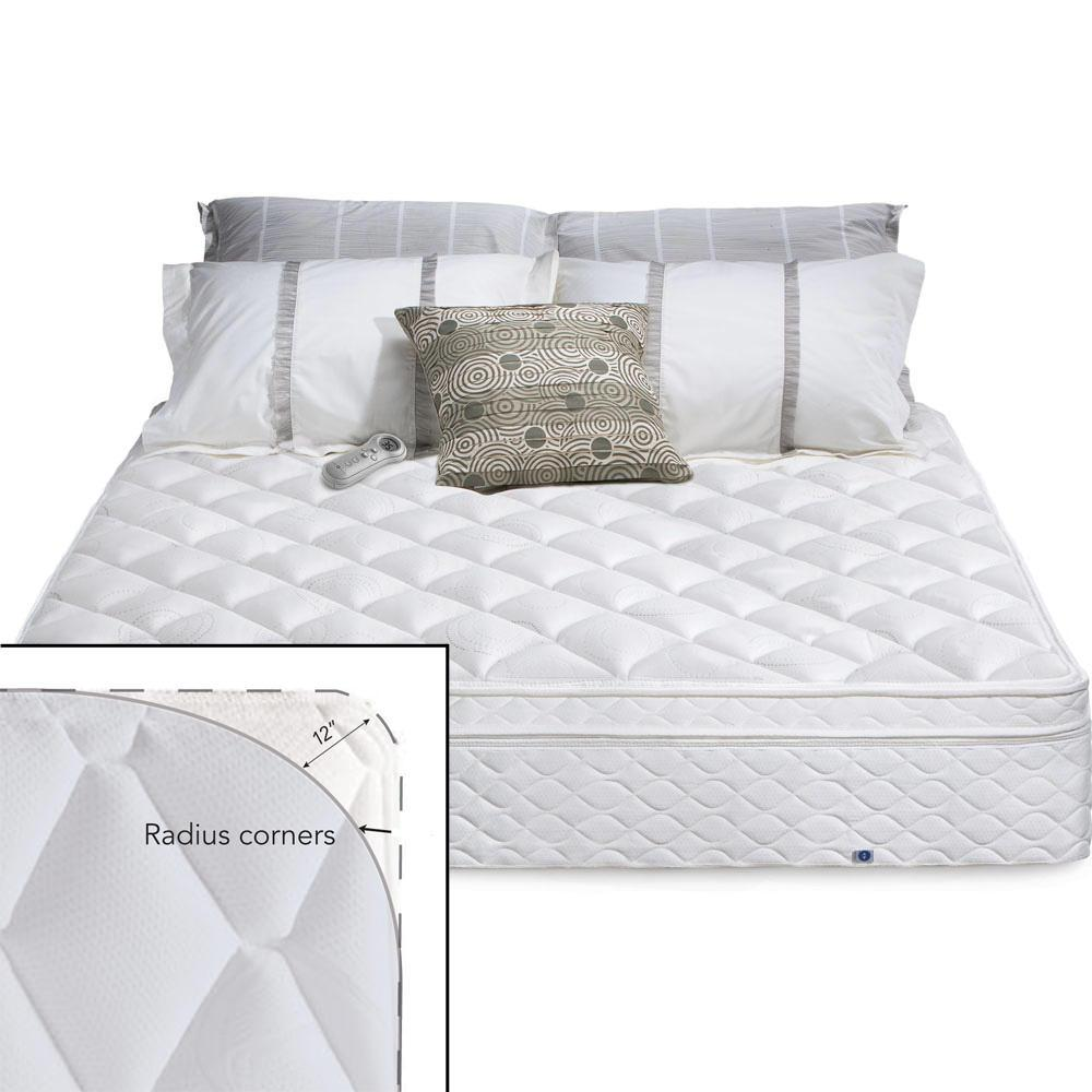 Sleep number rv premier bed radius cut short queen for Sleep by number mattress