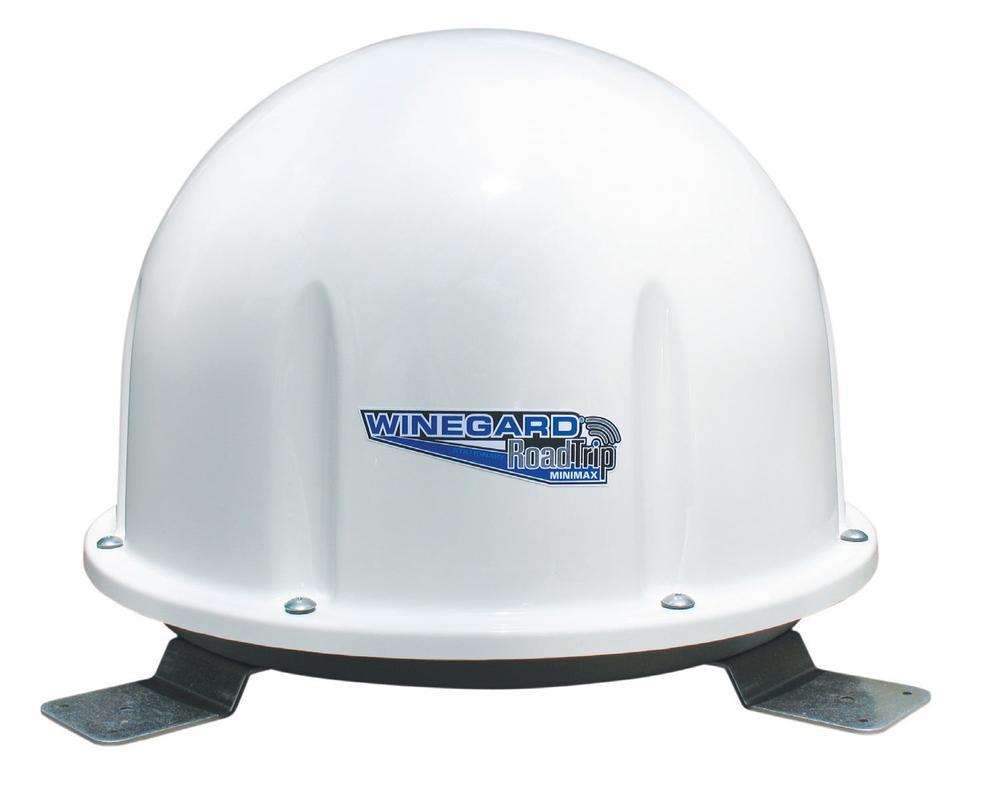 Winegard RoadTrip MiniMax Automatic Stationary Satellite TV Antenna ...