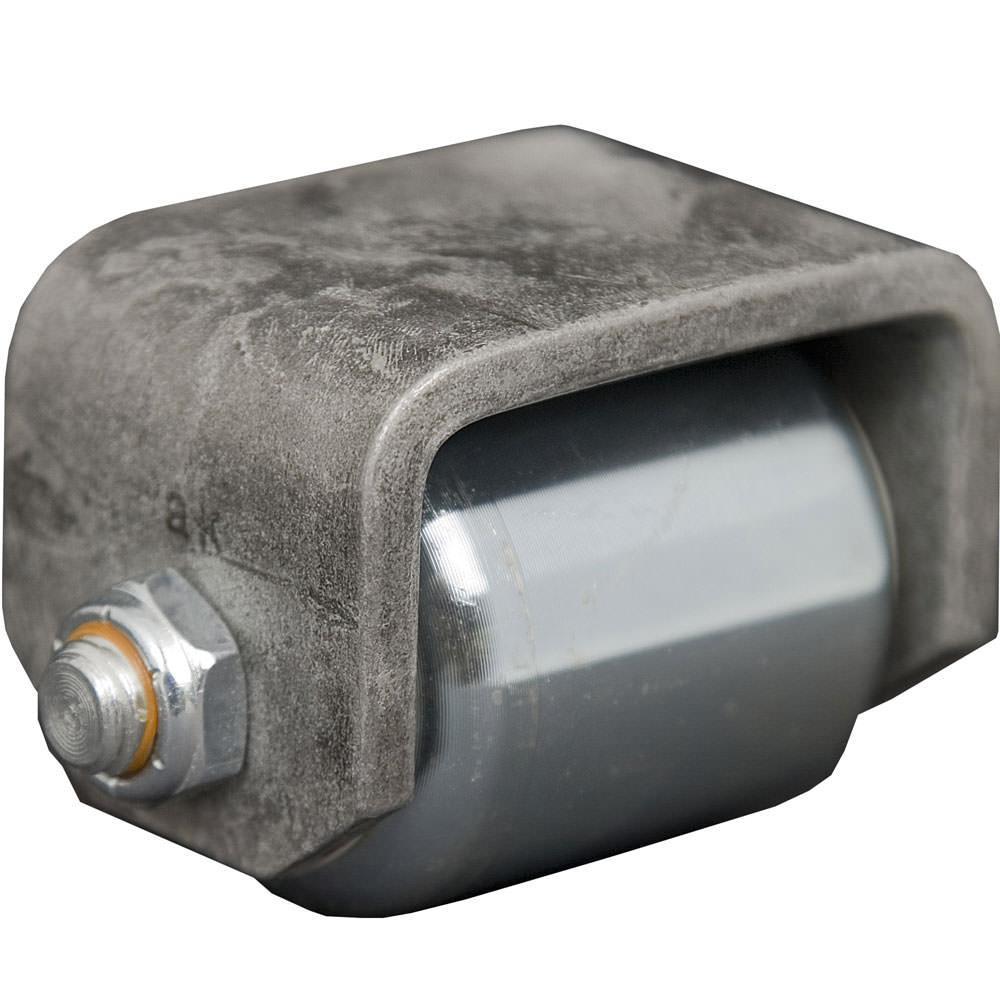 Steel Mini Roller Weld On Ultra Fab 48 979022 Skid