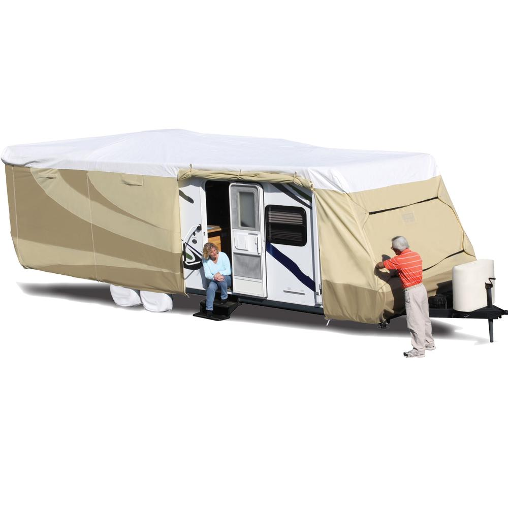 Motorhome Covers Product : New camper trailer cover fakrub