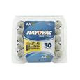 Rayovac AA Batteries, 30-pack