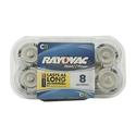 Rayovac C Batteries, 8-pack