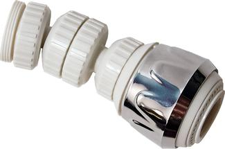 Faucet Aerator with Swivel