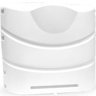 20 lb Heavy Duty Propane Tank Cover - Polar White