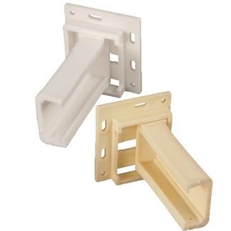 Drawer Slide Sockets - C-Shaped