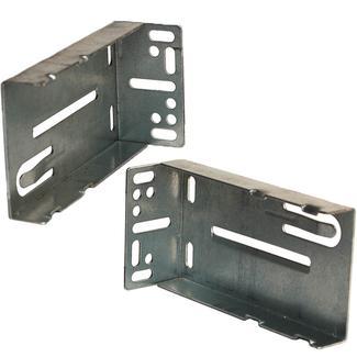 Metal Drawer Slide Socket - 1 7/8