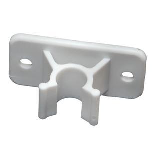 White Entry Door Holder - Plastic Clip Only