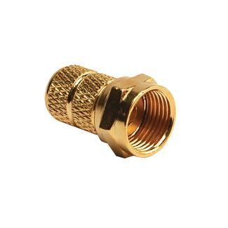 Gold Cable Connector