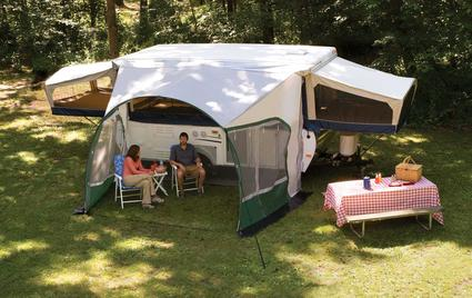 Dometic Cabana Awning for Pop-ups 7'