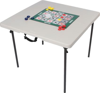 Fold N Half Card Table