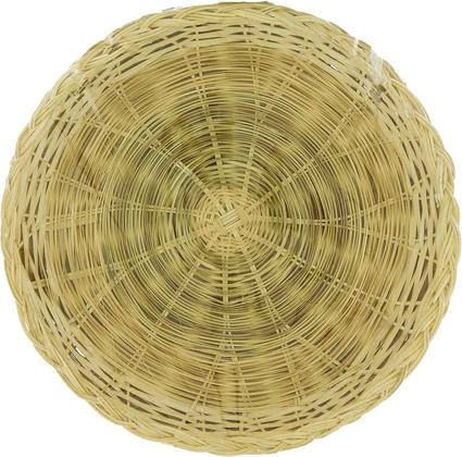 Bamboo Plate Holders, Set of 4