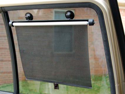 Roll Up Window Shade, 2 Pack