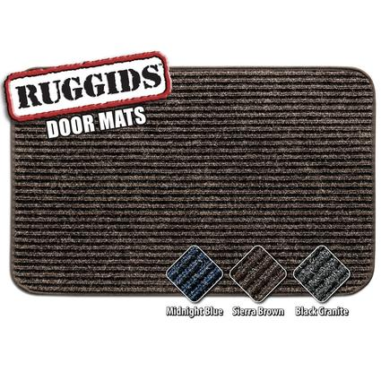 Ruggids RV Door Mat - Sierra Brown