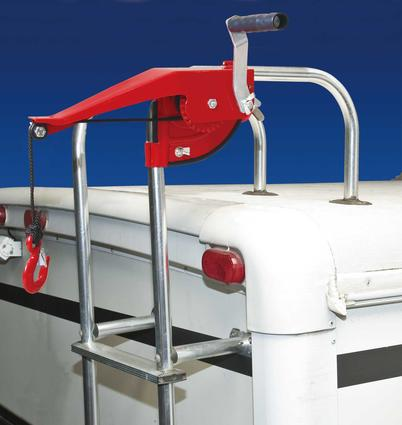 EZEE UP RV Cover Lift