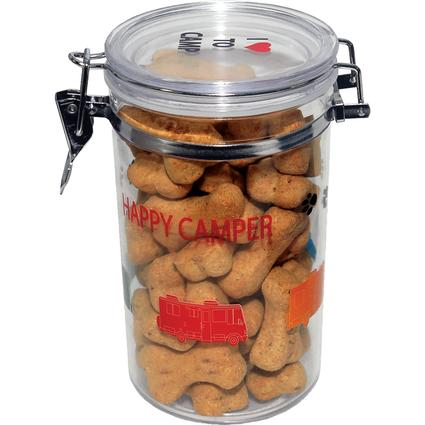 Happy Camper Pet Canister