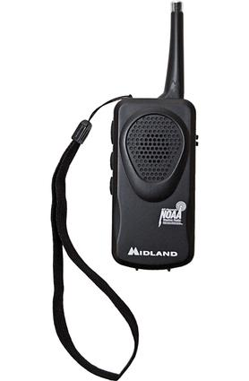 Midland Pocket Weather Alert Radio