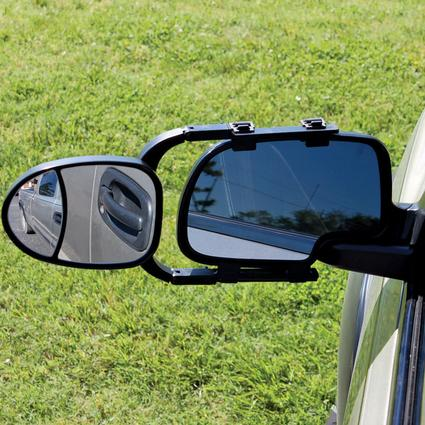 Clip-on Tow Mirror with Convex