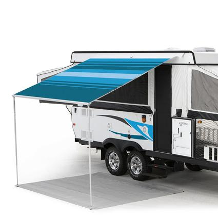 Campout Patio Awning by Carefree