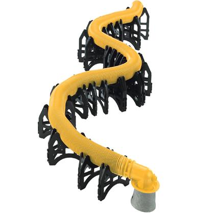 15' Flexible Sewer Hose Support