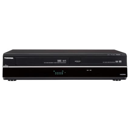 Toshiba DVR620 DVD/VCR Recorder/Player