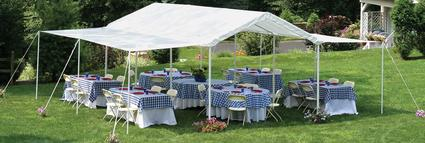 10' x 20' MAX AP 2-in-1 Canopy & Event Tent