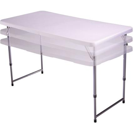 4' Fold N Half Table
