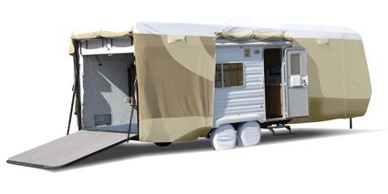 ADCO Toy Hauler Designer Tyvek RV Cover - Up to 20'