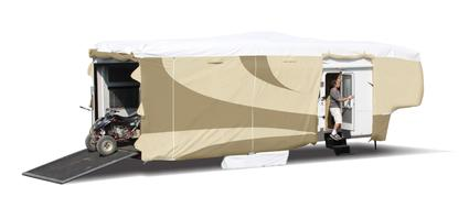 ADCO 5th Wheel Designer Tyvek RV Cover - 28'1